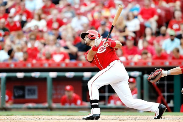 Eugenio Suarez returning from DL after broken thumb