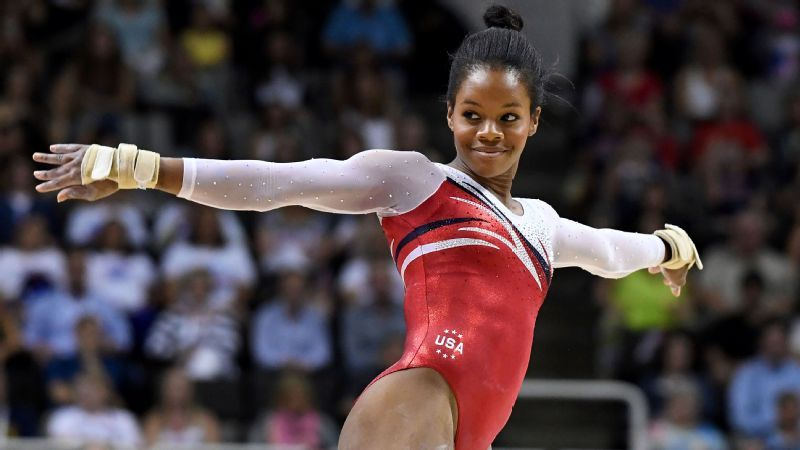 Gabby douglas i aim to do the impossible gabby douglas it all has to come from your heart and you really have m4hsunfo