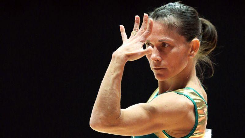 41 year old oksana chusovitina may be the most incredible athlete at
