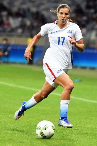 sale retailer 4f4b5 d1921 Tobin Heath sparks U.S. women's soccer to 2-0 Olympic victory