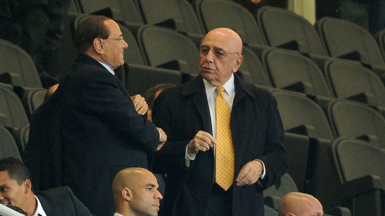 Silvio Berlusconi's holding company reportedly set to buy Serie C club Monza