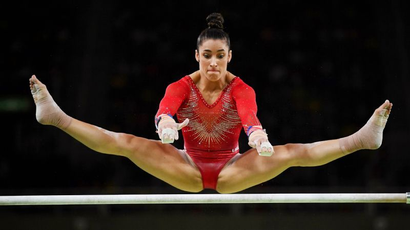 Aly Raisman >> Olympics 2016 Aly Raisman Finds Her All Around Silver Lining In Rio