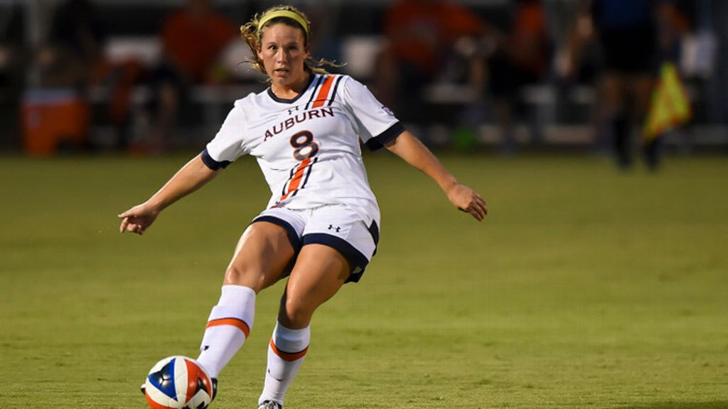 Schell's golden goal guides Auburn to overtime victory