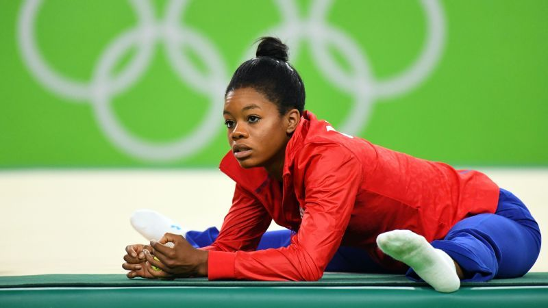 Gabby douglas for a little while i lost sight of everything gabby douglas m4hsunfo