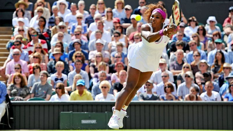 Wimbledon Williams Sisters Wow >> Road To 23 The Story Of Serena S Path To Greatness