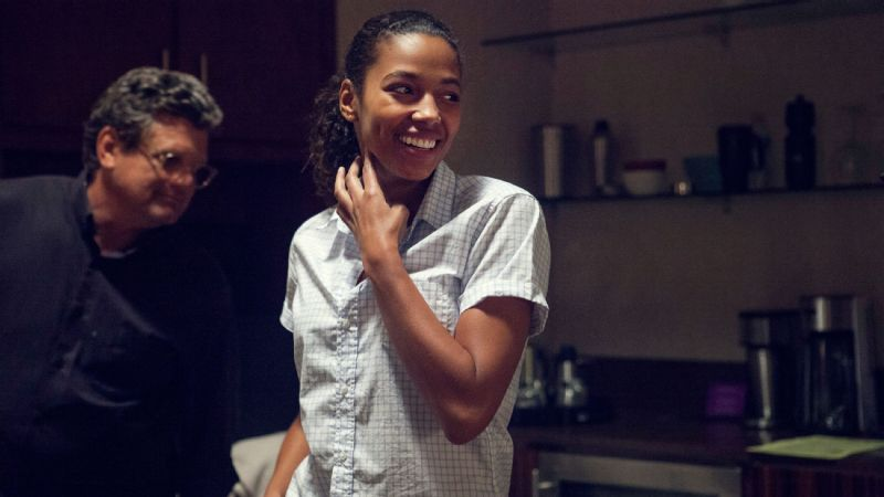 Becoming Ginny Baker -- 'Pitch' actress Kylie Bunbury transforms for