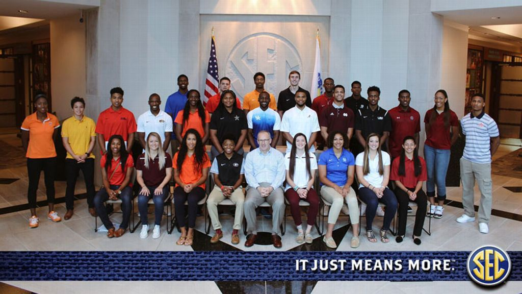 SEC basketball leadership council gathers in Birmingham
