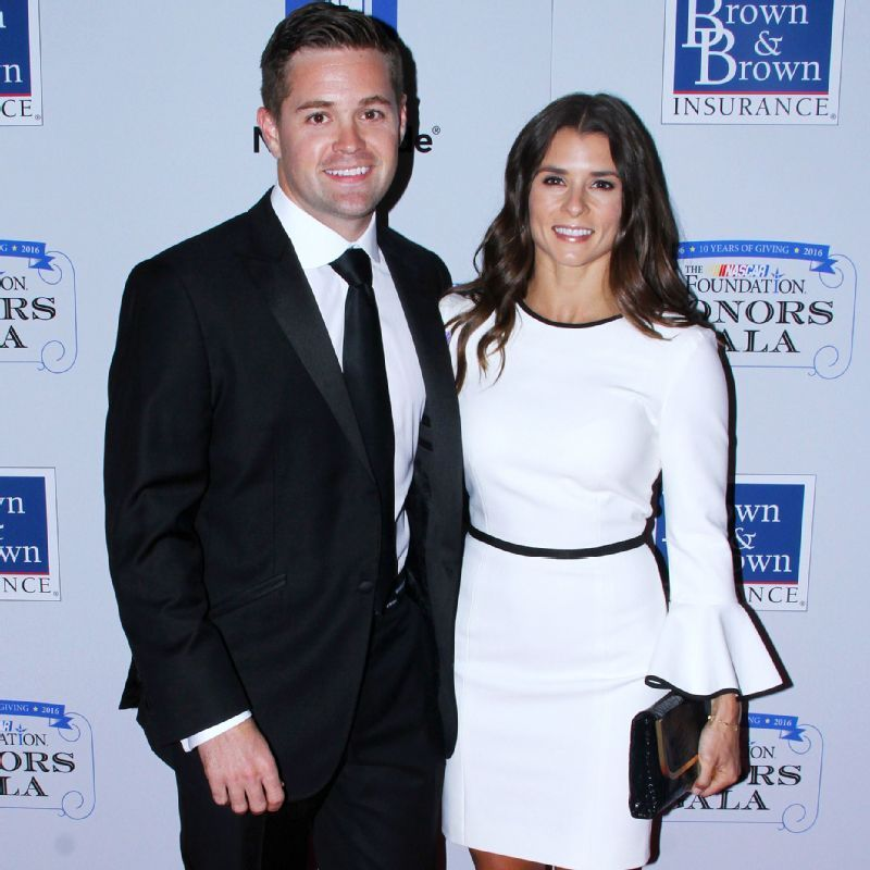 Danica Patrick to Ricky Stenhouse Jr. On Marriage I Was Ready Yesterday