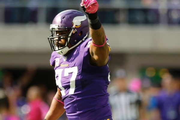 Everson Griffen ordered by Vikings to get mental health evaluation