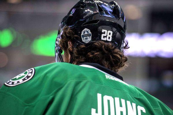 Stars re-sign defenseman Stephen Johns to 3-year, $7 million deal