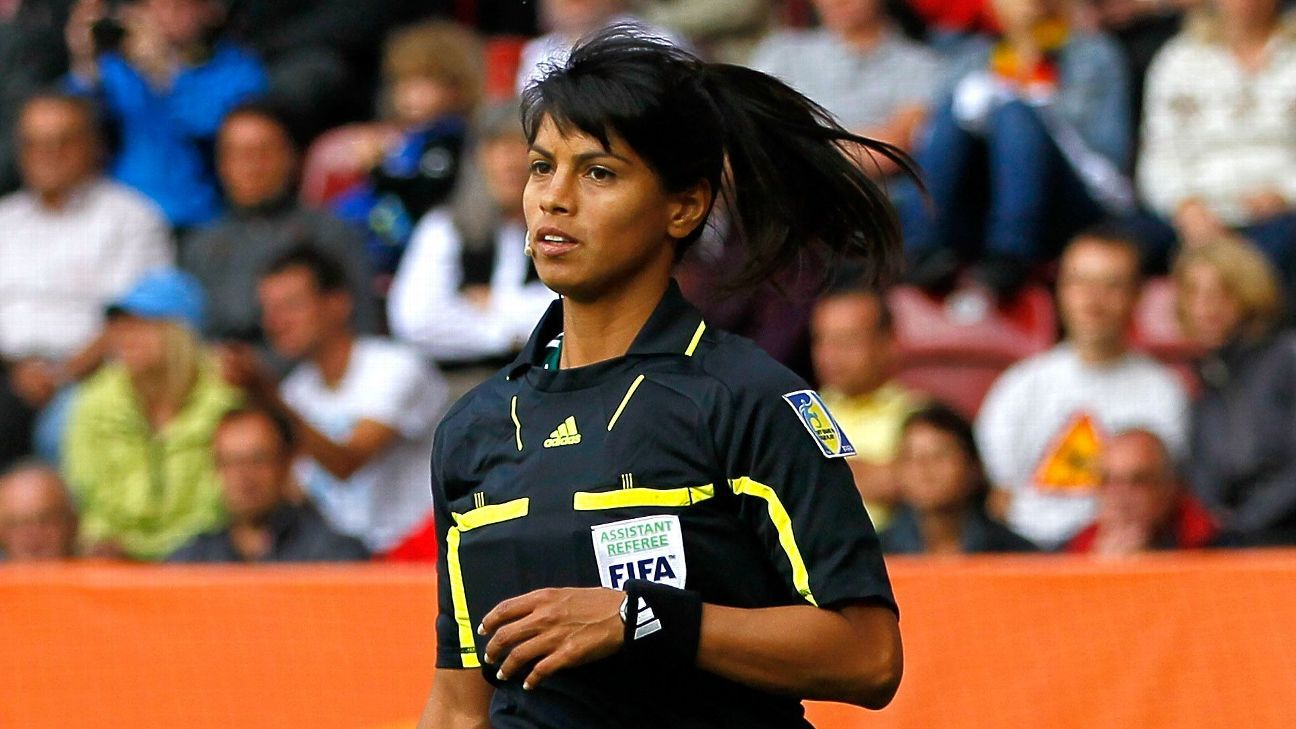 Female official reports attack during game in Argentina
