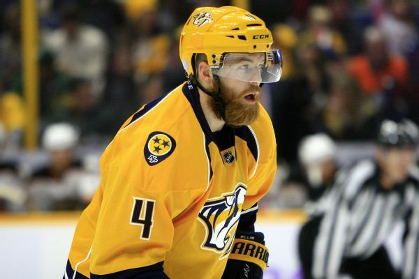 Predators D Ryan Ellis signs 8-year, $50M extension