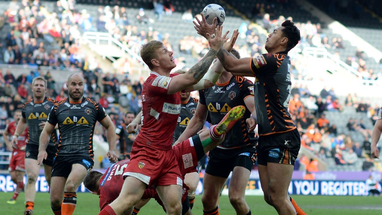 Watch live Rugby League