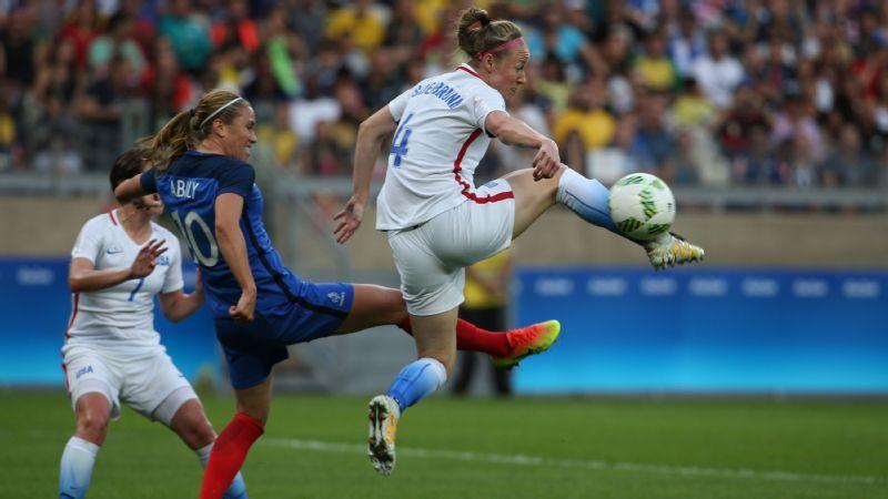 d95d2b5b3db Becky Sauerbrunn on the first women s soccer cleats (ever!)