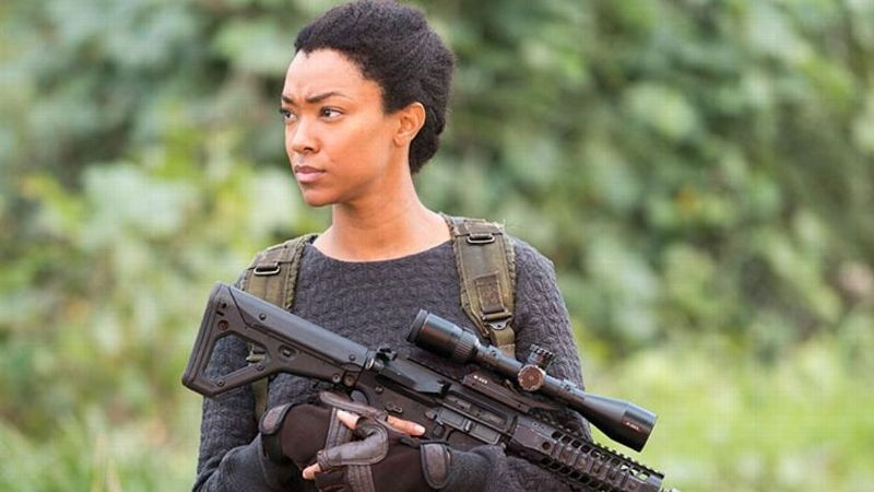 From Walkers To Injuries Every Day Is Different For Sonequa Martin