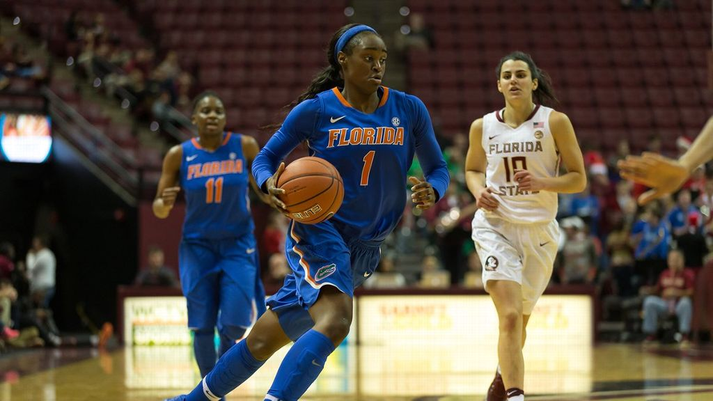 No. 23 Florida slips against No. 7 Florida State