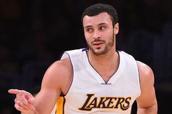 Larry Nance Jr., Los Angeles Lakers