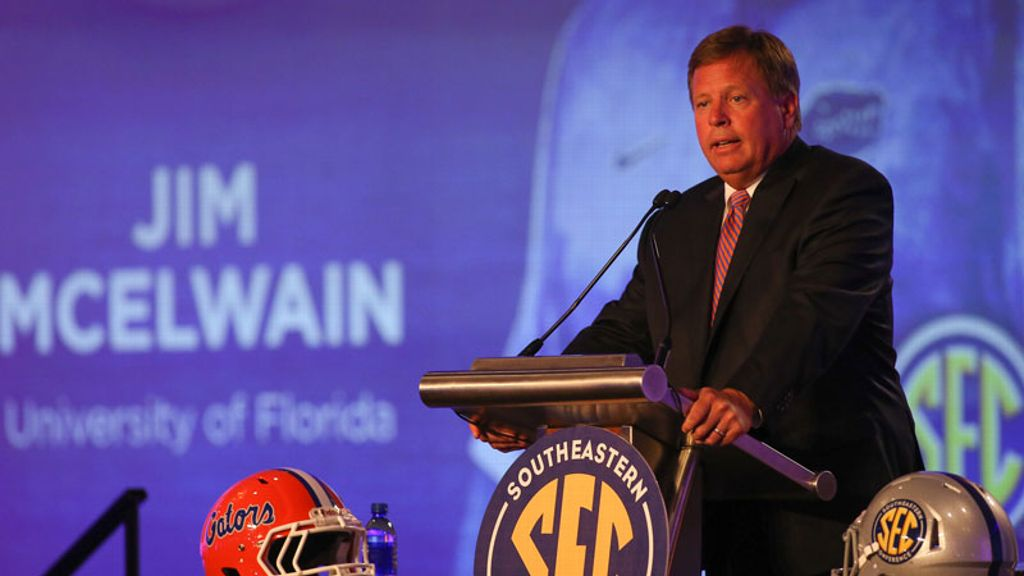 McElwain to join SEC Nation, Finebaum Film Room for CFP