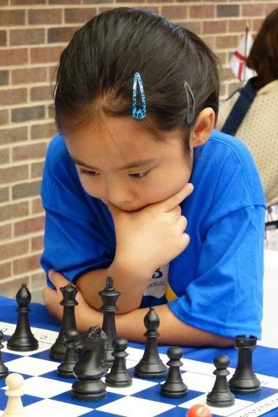 Polgar partnered with the United States Chess Federation to create the first all-girls national championship in 2003.