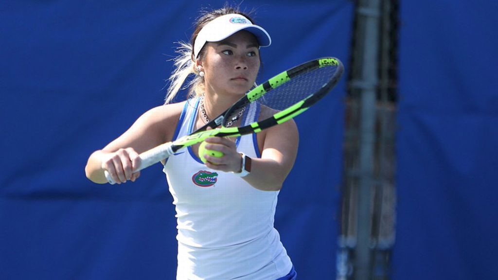 Florida picked to win 2017 SEC Women's Tennis title