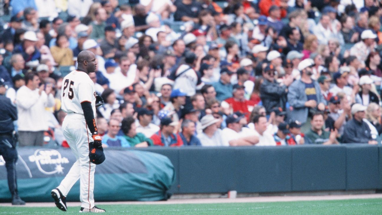The Dominant 20: Bonds refused to be less than the best