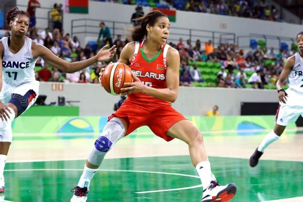 Sixers hire former Duke, WNBA star Lindsey Harding as full-time scout