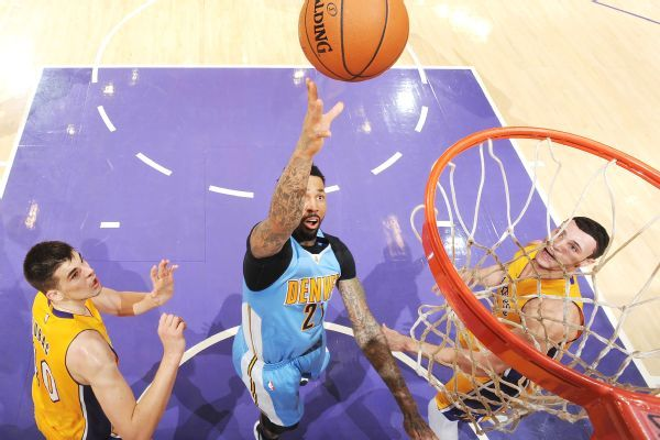 Nuggets' Wilson Chandler to exercise $12.8M option for next season