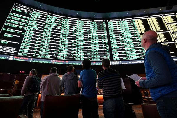 Rhode Island approves sports betting; Oct. 1 start date targeted