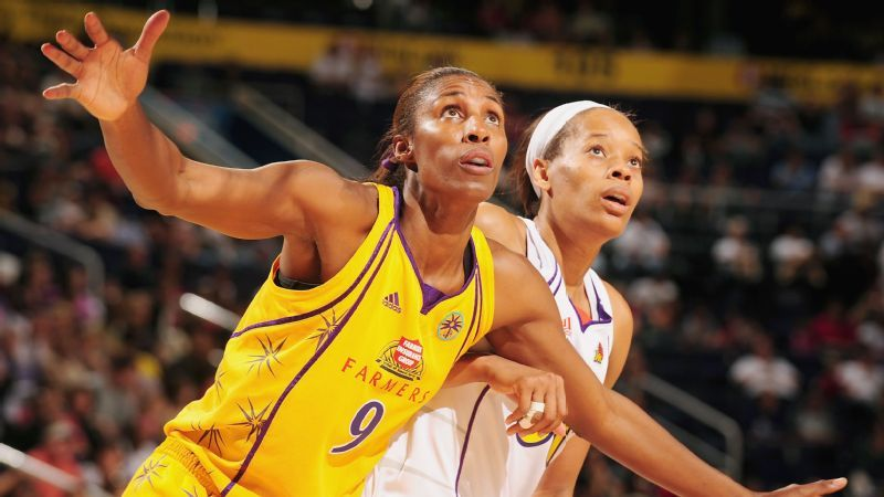 Political Science Essay Former Los Angeles Sparks Player Lisa Leslie Boxes Out Tangela Smith  Formerly Of The Phoenix A Healthy Mind In A Healthy Body Essay also Proposal Example Essay Essay  How One Womans Wnba Dreams Of Being The Next Lisa Leslie  Essays In Science