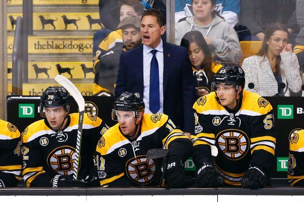 Bruce Cassidy: Bruins need to 'take advantage' of time in China