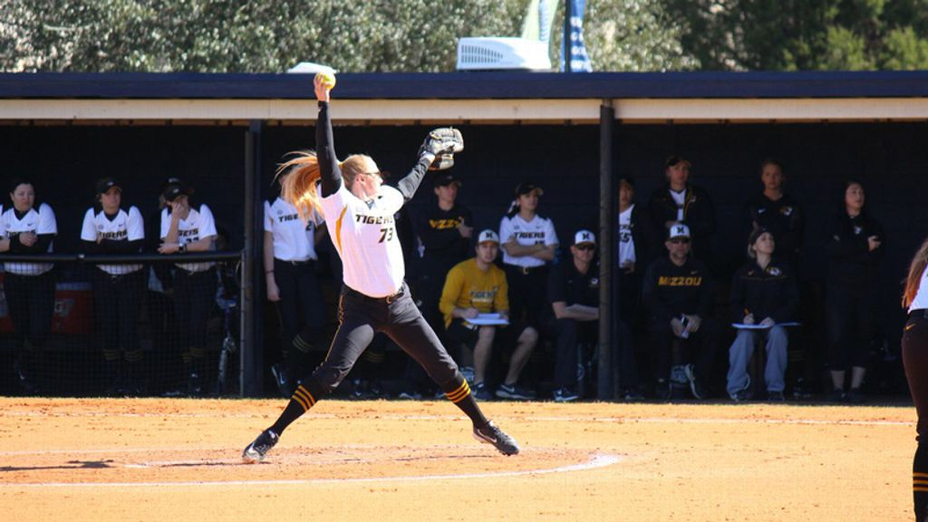 No. 19 Tigers sweep doubleheader