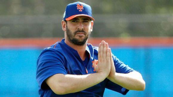 New York Mets' Matt Harvey among players on injury ...