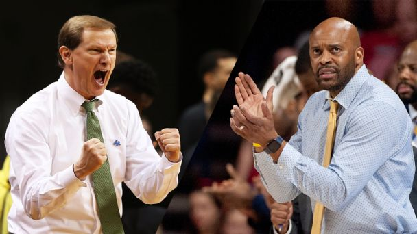 Dana Altman and Cuonzo Martin