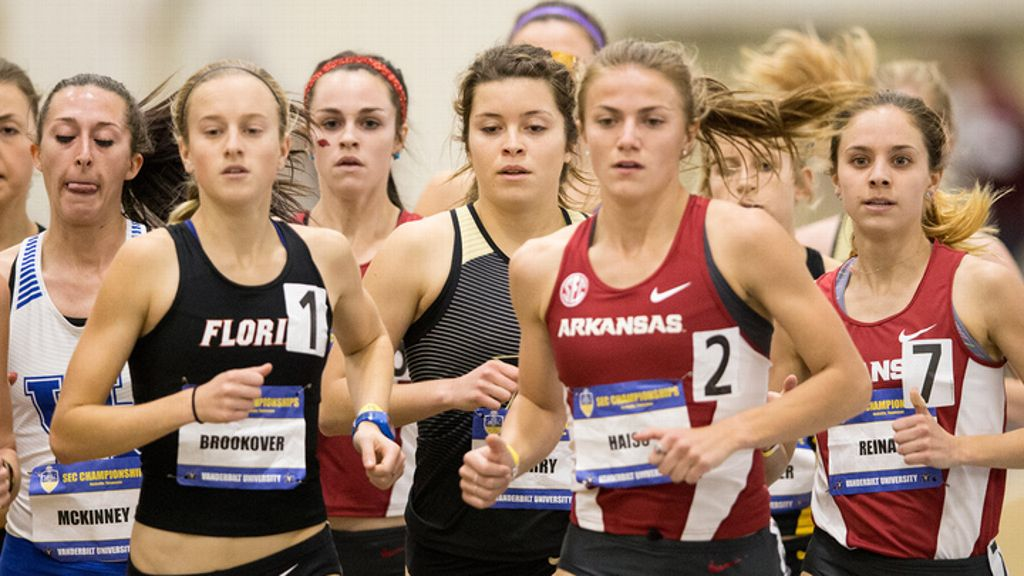 Day one of SEC Indoor Track And Field Championships