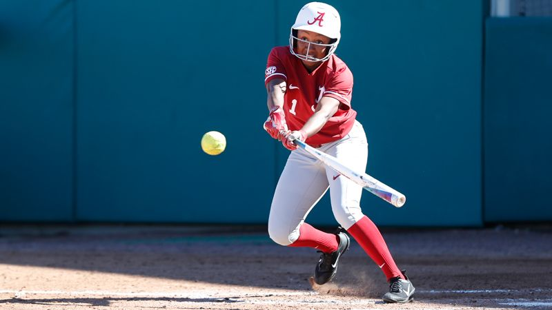 No. 10 Alabama blanks Gardner-Webb, Texas Tech