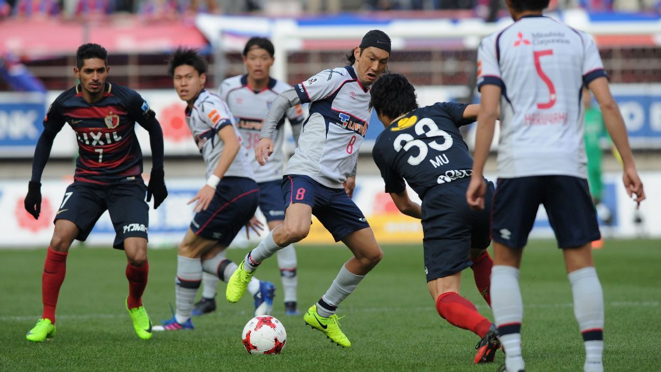 J.League seeks to wrestle back spotlight from Chinese Super League