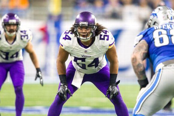 Minnesota Vikings linebacker Eric Kendricks