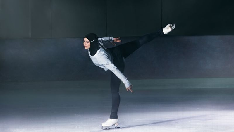 7c311a7d3bbd Nike Pro Hijab gives important validation to Muslim women athletes