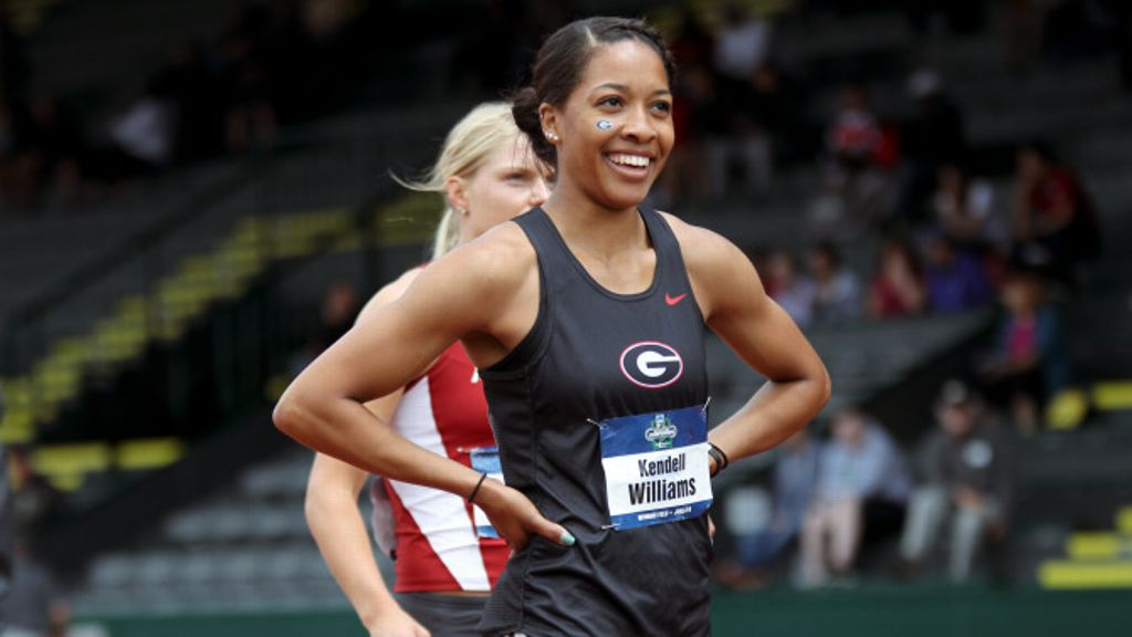 Georgia track makes history to start NCAAs