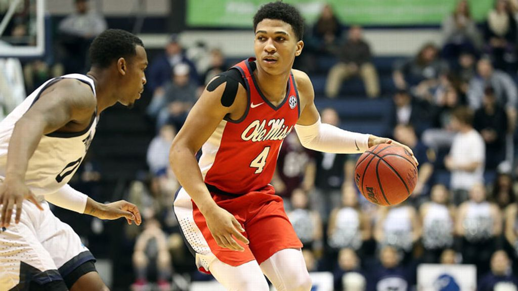 Rebels down Hawks, advance to NIT second round