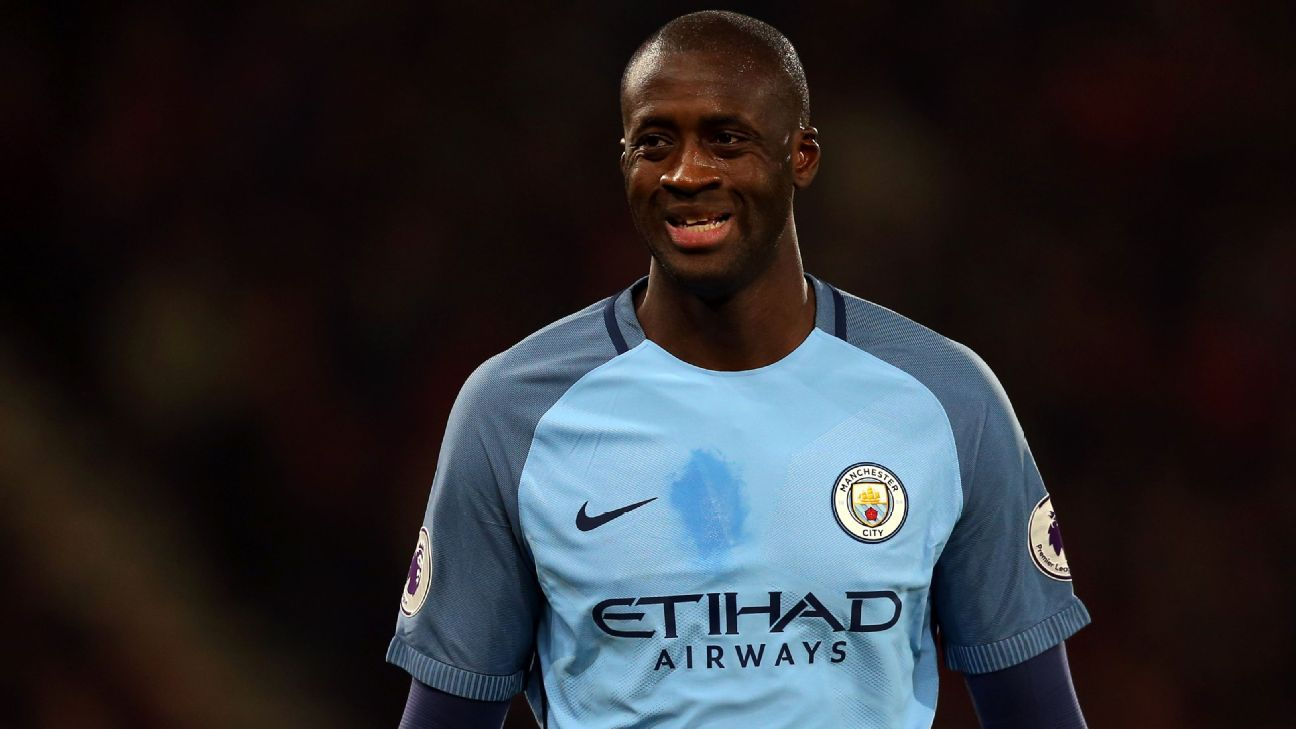 Yaya Toure set for Olympiakos move after 'London medical' agent talk - sources