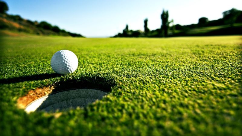 Writing saved my life -- golf almost took it