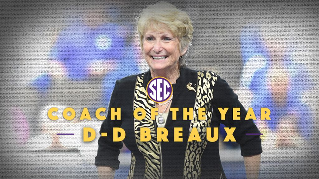 2017 SEC Gymnastics awards announced