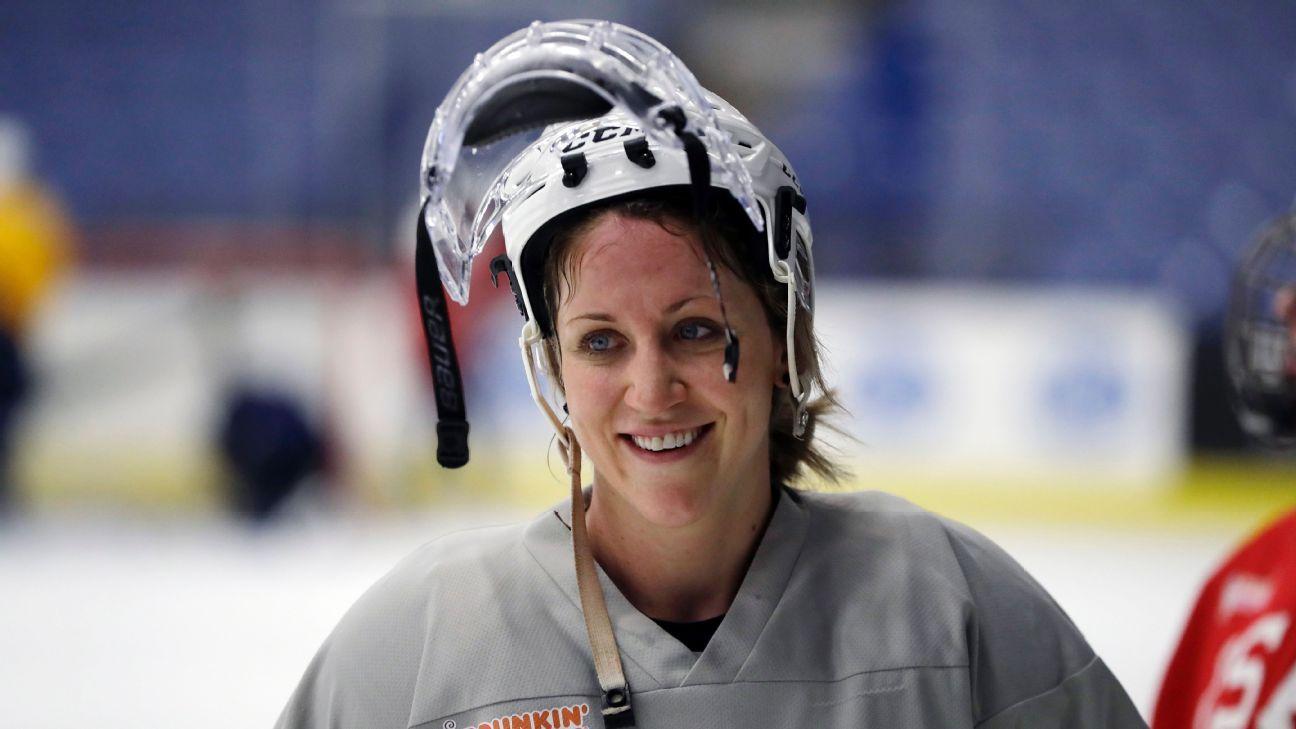 The USA Hockey Mobile Coach (the