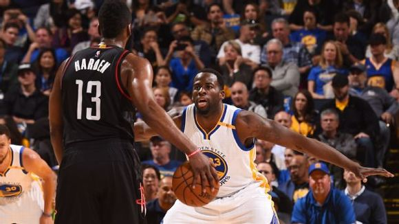 Draymond Green vs. Rockets