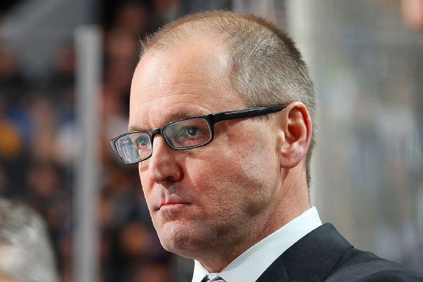 Red Wings hire Dan Bylsma as assistant coach