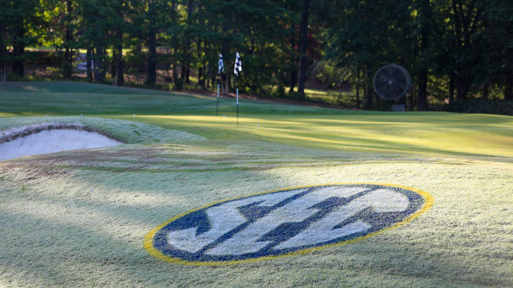 Aggies lead after Day 1 of women's golf championship