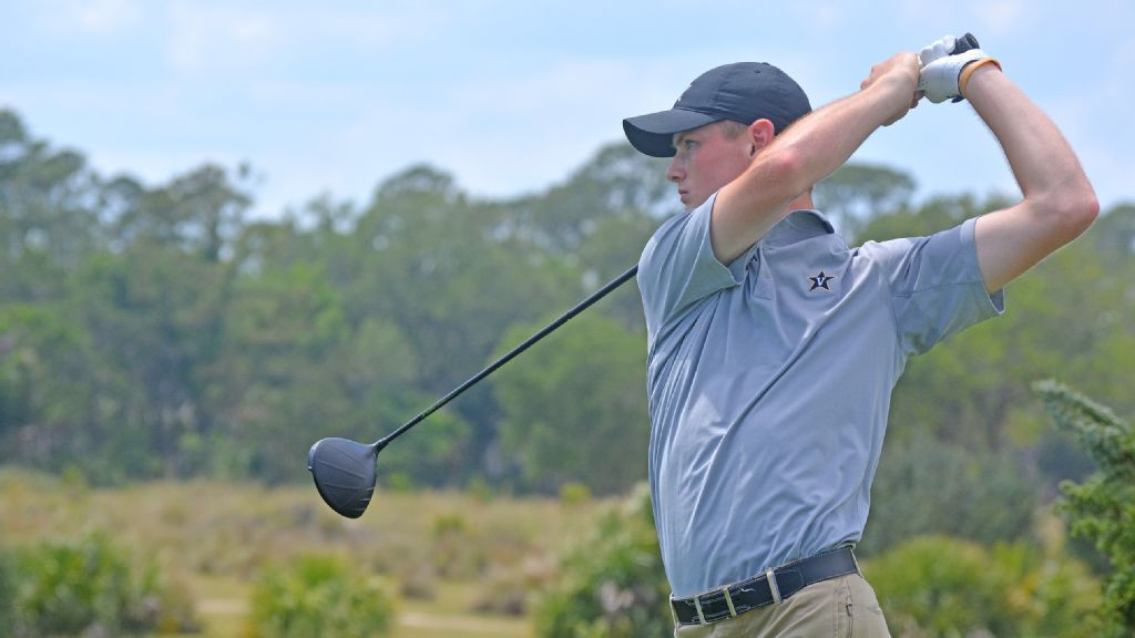 Vanderbilt clinches No. 1 seed for match play
