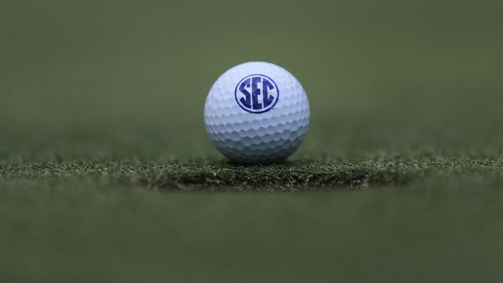 SEC Women's Golfers of the Week - April 16