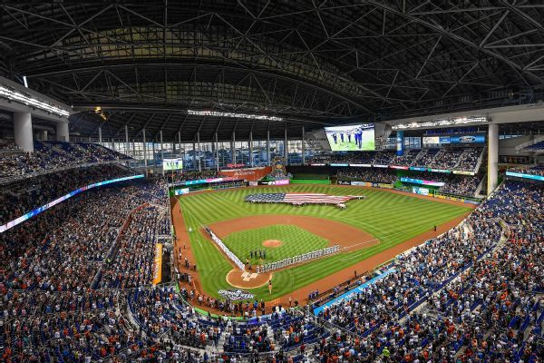 Board approves plan to move home-run sculpture outside Marlins Park